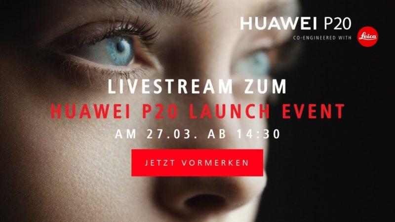 Das Huawei P20 Pro bekommt einen 40MP Sensor