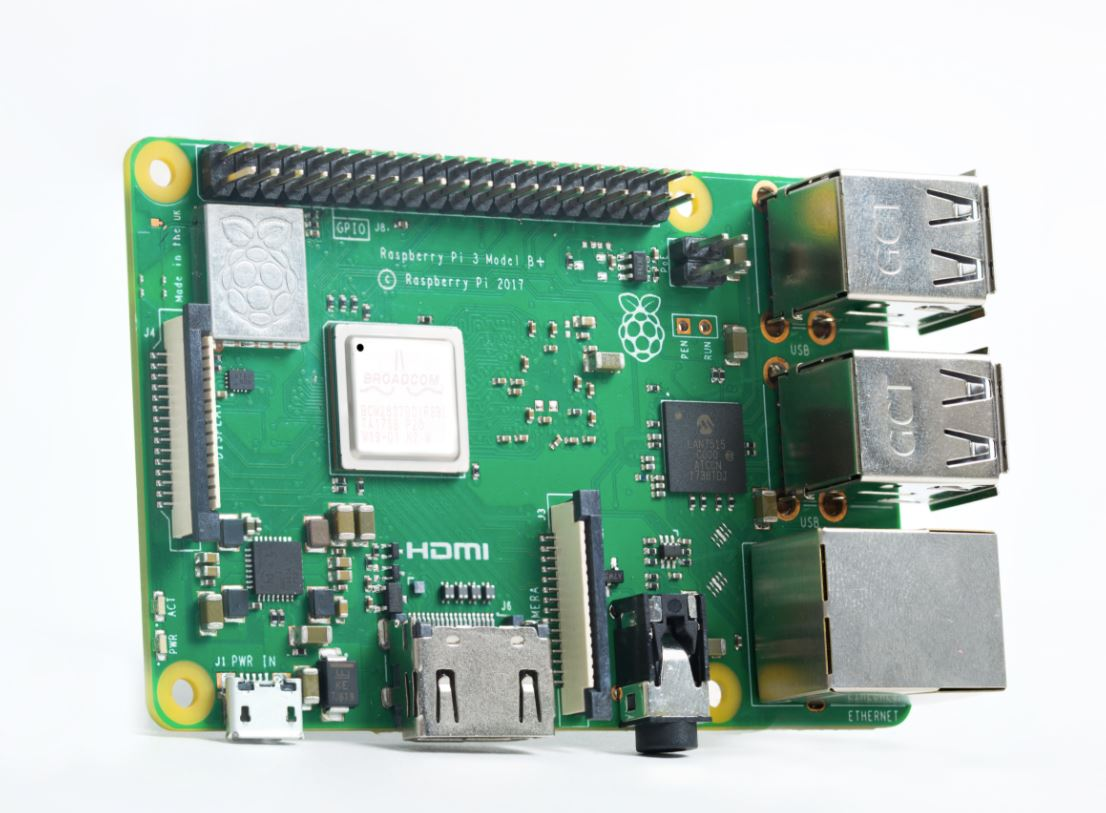 Raspberry Pi 3 P Plus