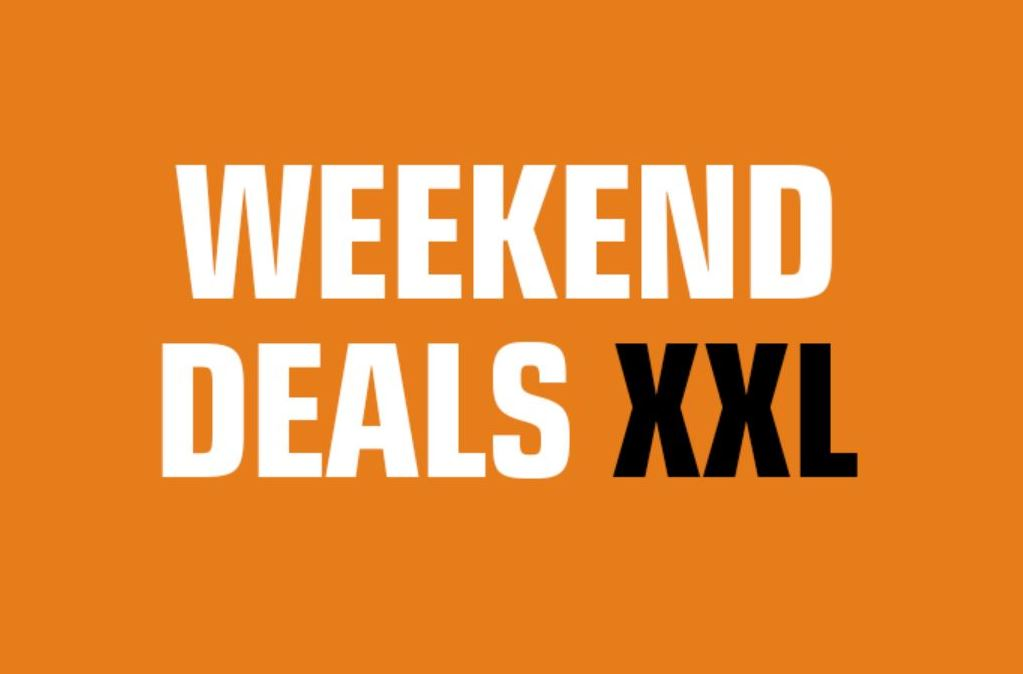 Saturn Weekend Deals XXL Header