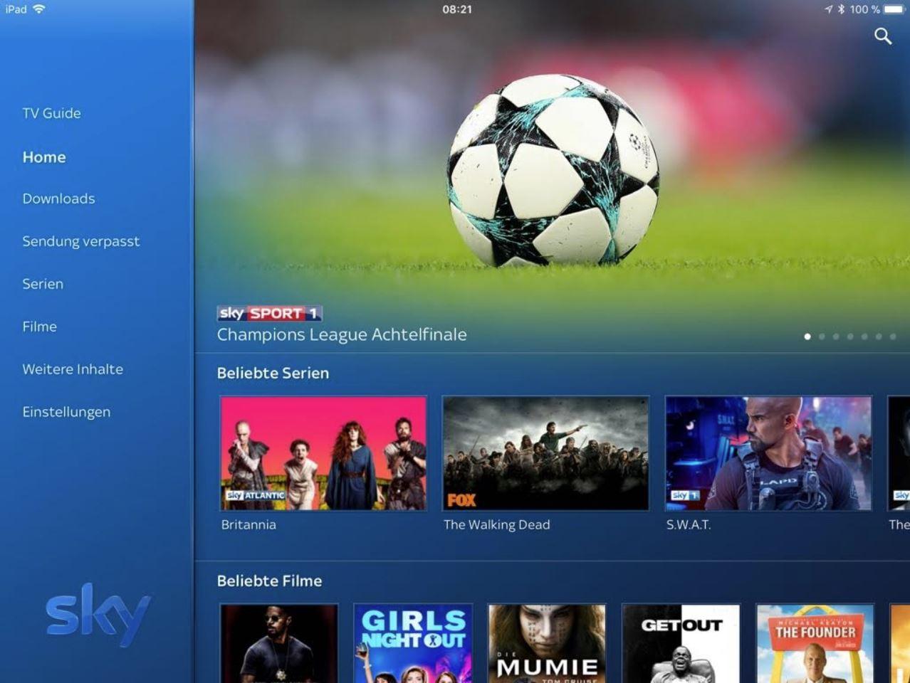 Sky Go Browser Version Wird Eingestellt