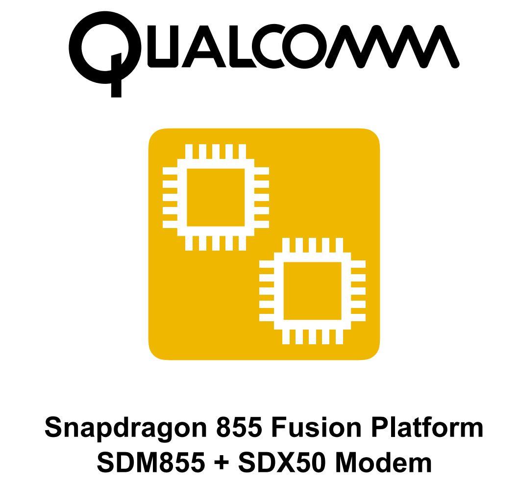 Snapdragon 855 Fusion