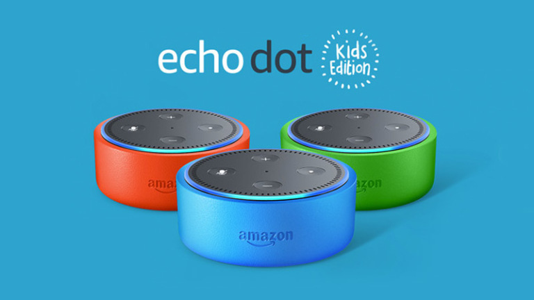 Amazon Echo Dot Kids Edition Header