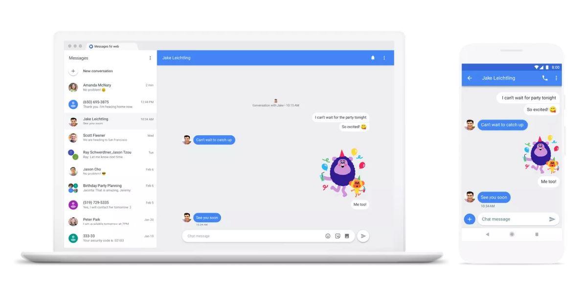 Chat RCS Google Screenshots (1)