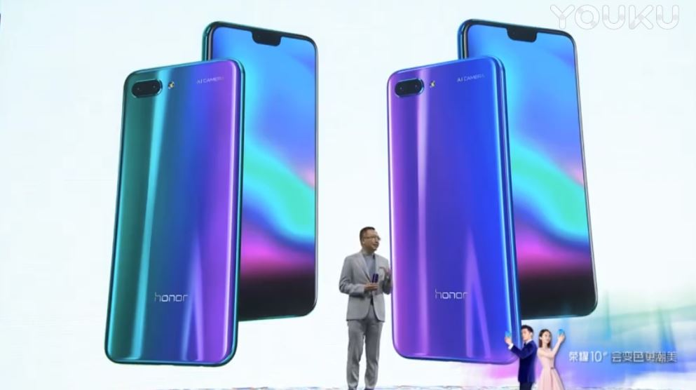 Honor 10 Event China