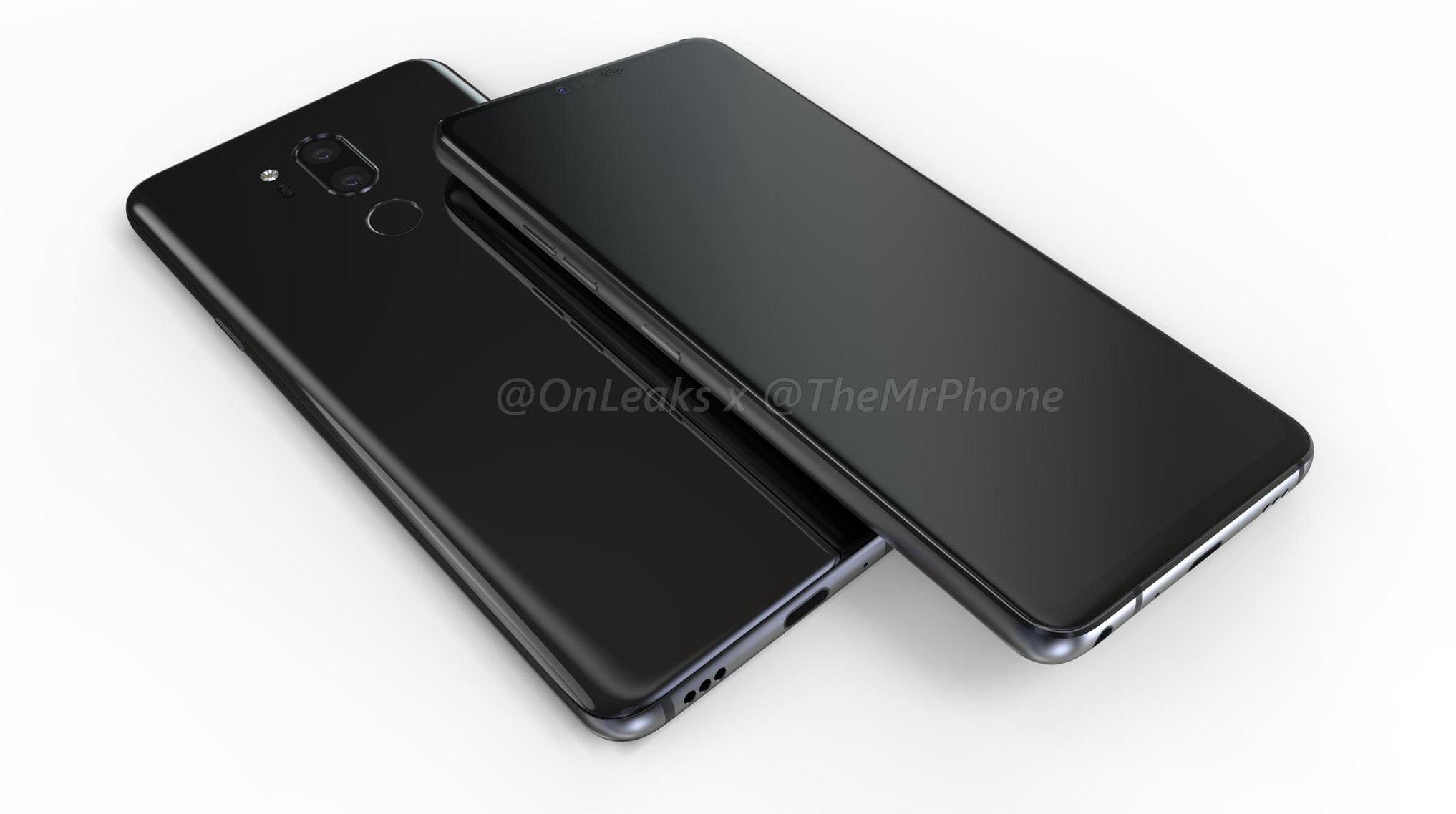 LG G7 Leak