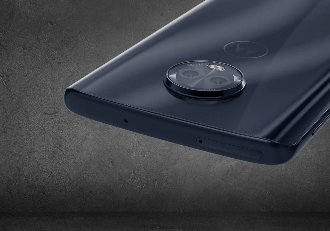 Motorola Moto G6 Header