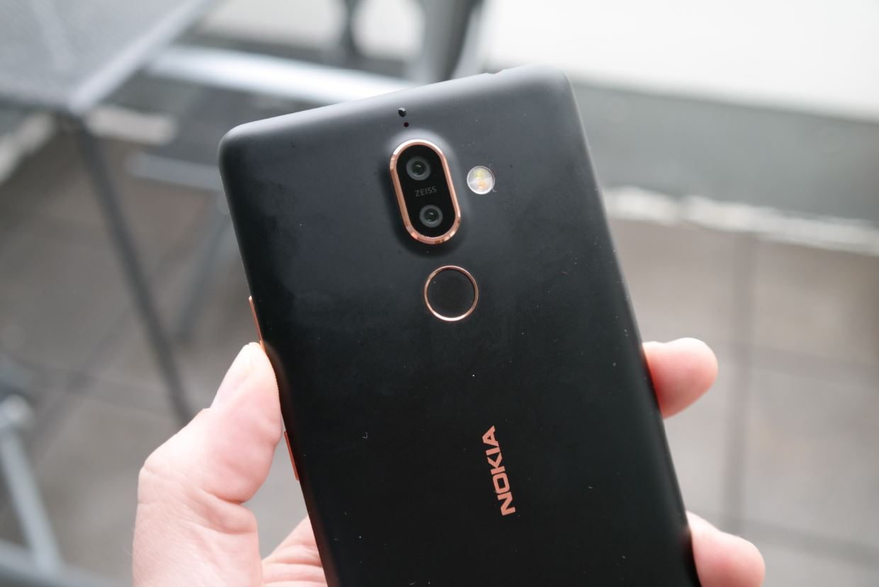 Nokia 7 Plus Hands-on Ersteindruck Test