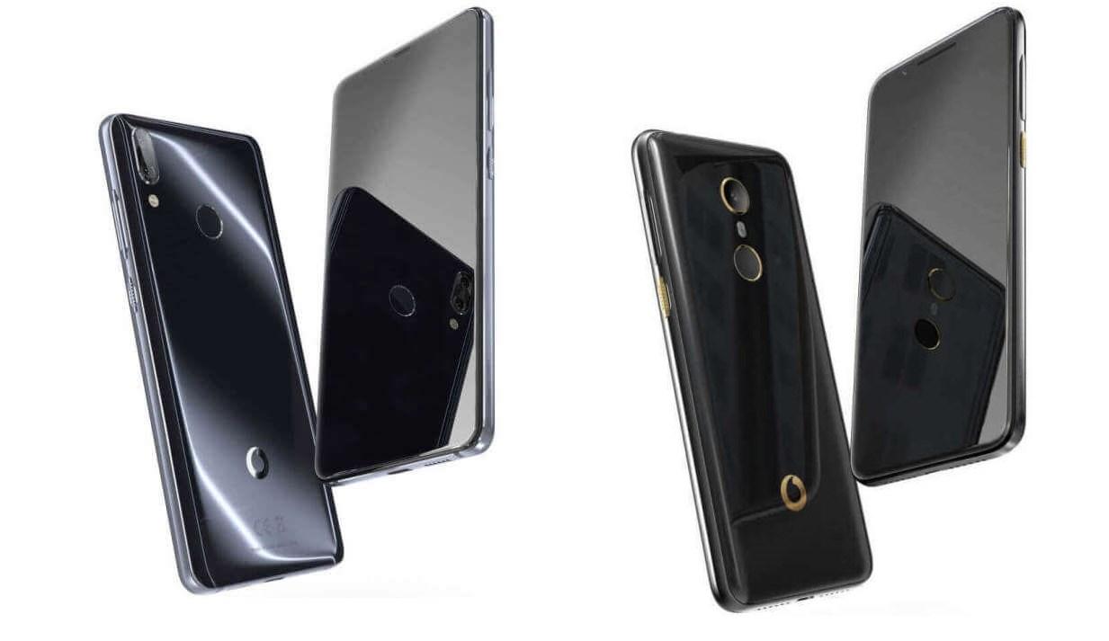 Vodafone Smart X9 & Vodafone Smart N9 Header