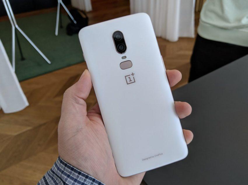 OnePlus 6: Smartphone bekommt virtuelle SIM für Roaming