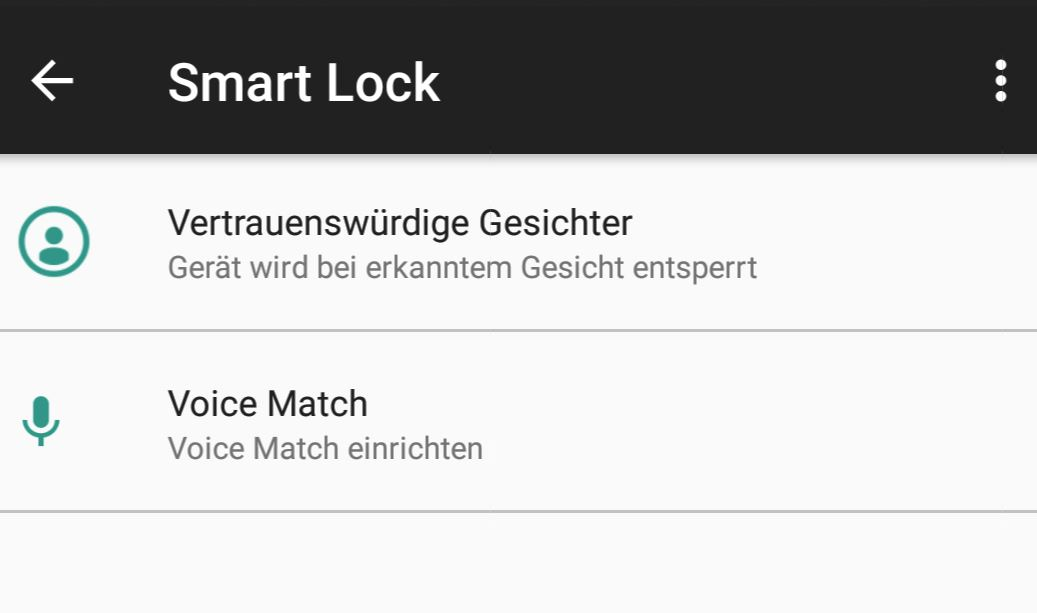 Android Smart Lock Bugs