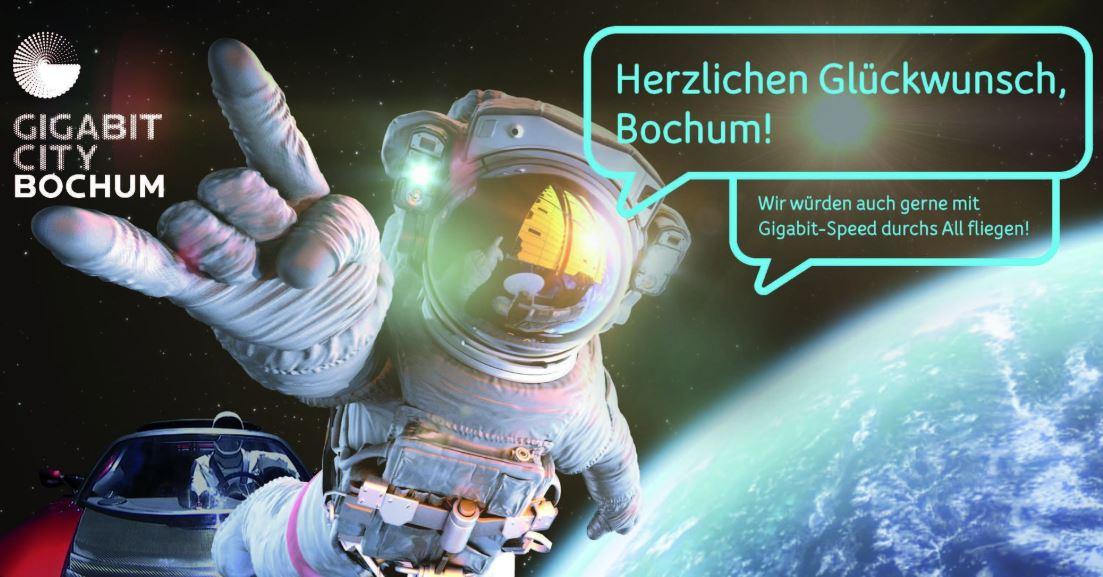 Gigabit Bochum Unitymedia