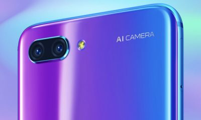 Honor 10 Header