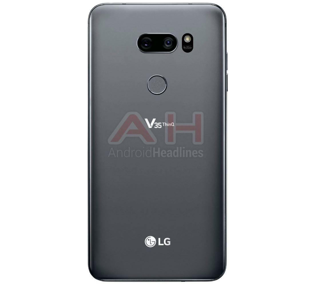LG V35 Leak