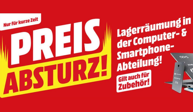 Preis-Absturz MediaMarkt