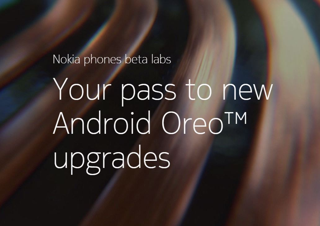 Nokia Beta Labs Android Oreo