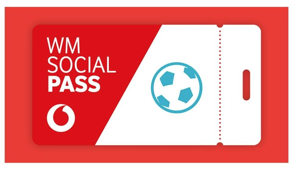 Vodafone WM Social Pass