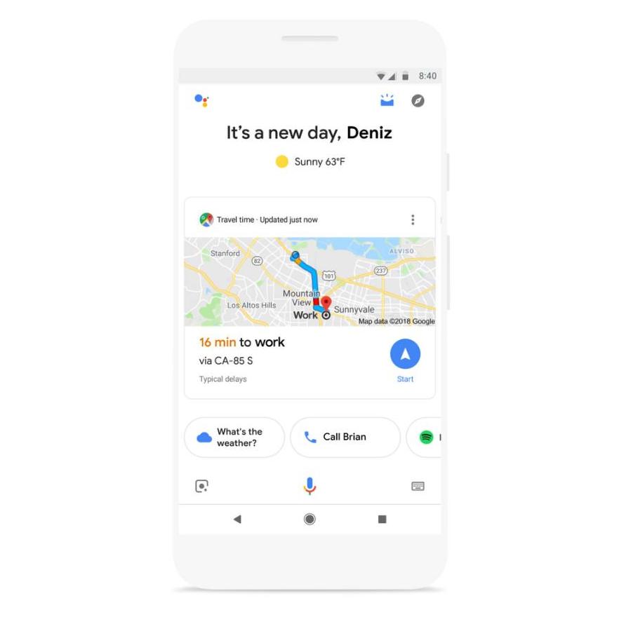 Google Assistant Update Juli 2018