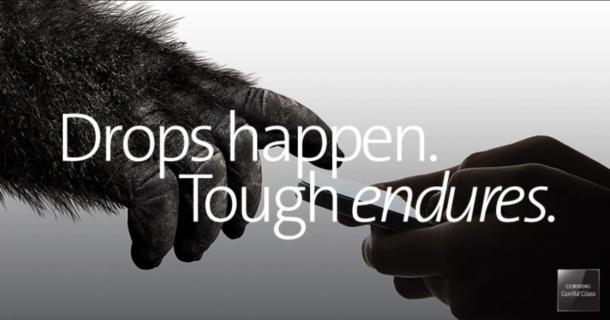 Gorilla Glass Header