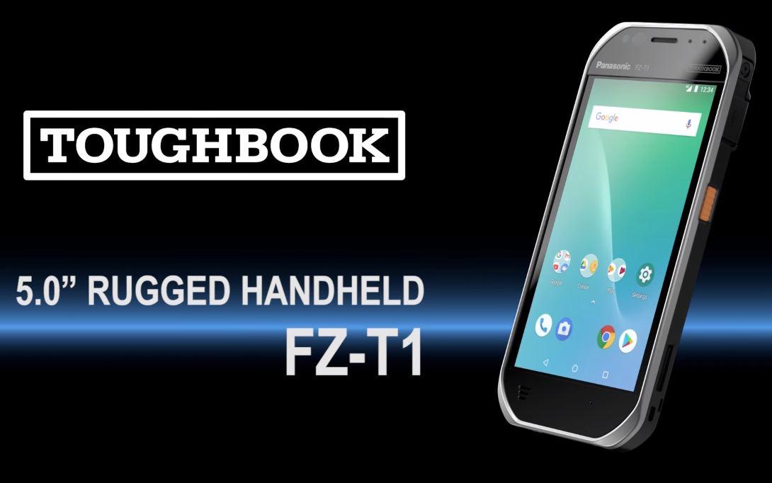Panasonic Toughbook T1 Smartphone HEader