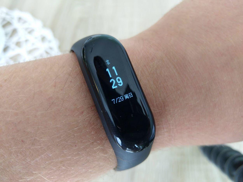 Xiaomi Mi Band 3 Testbericht