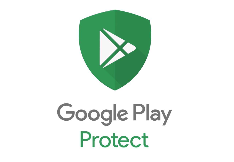 Google Play Protect Header