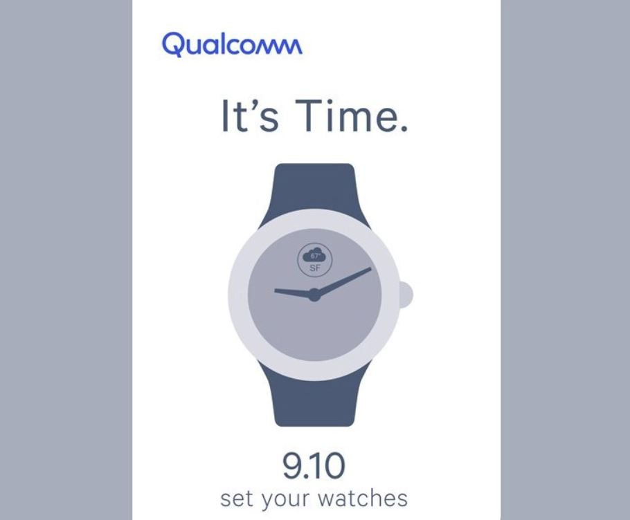 qualcomm k ndigt endlich neue smartwatch prozessoren an. Black Bedroom Furniture Sets. Home Design Ideas