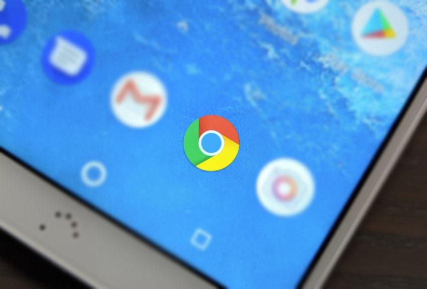 Chrome kämpft gegen Blockade der Zurück-Taste