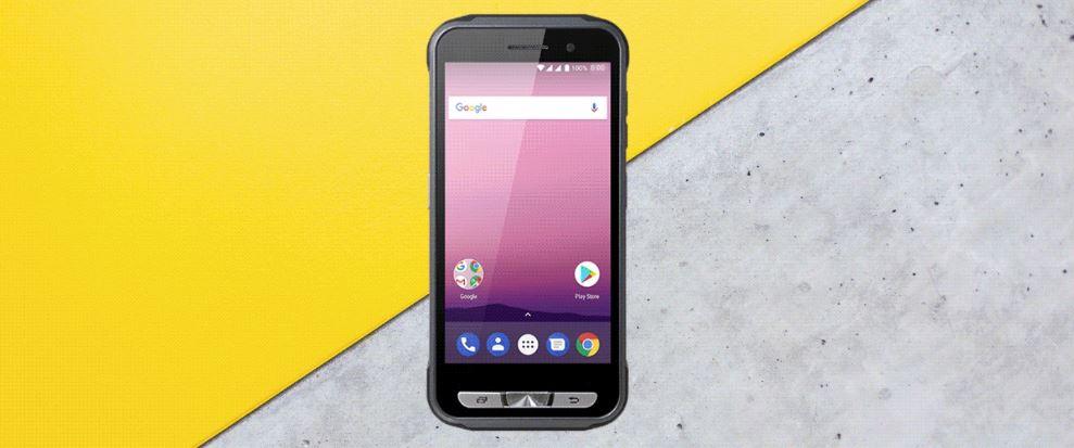 Google Outdoor Smartphone Header