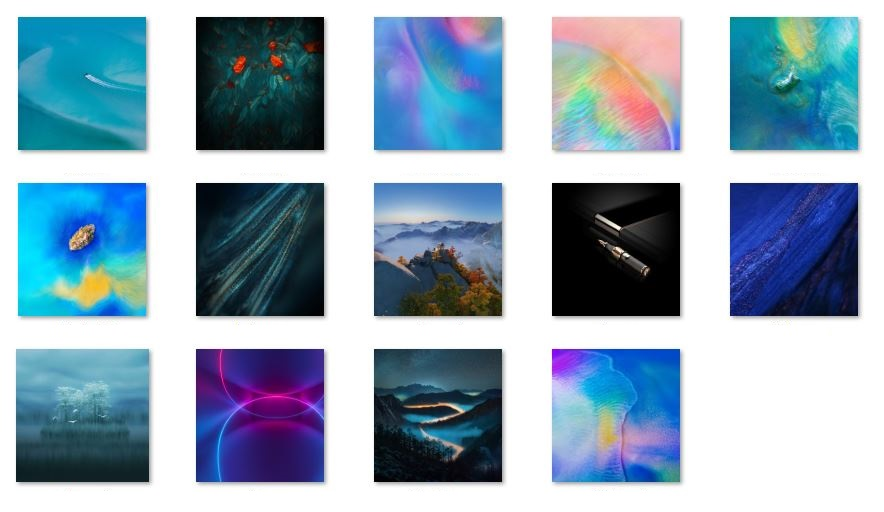 Download Huawei Mate 20 Stock Wallpapers Live Wallpapers: Vom Huawei Mate 20: Wallpaper Und Themes Zum Download
