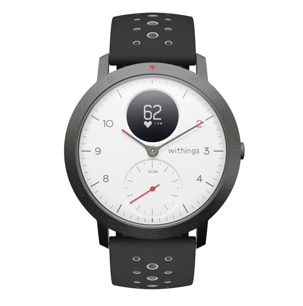 Withings Steel Sport HR