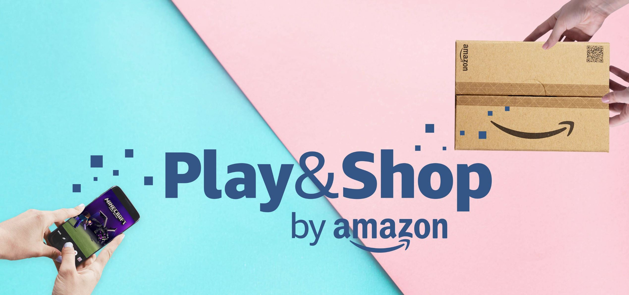 Amazon Play and Shop