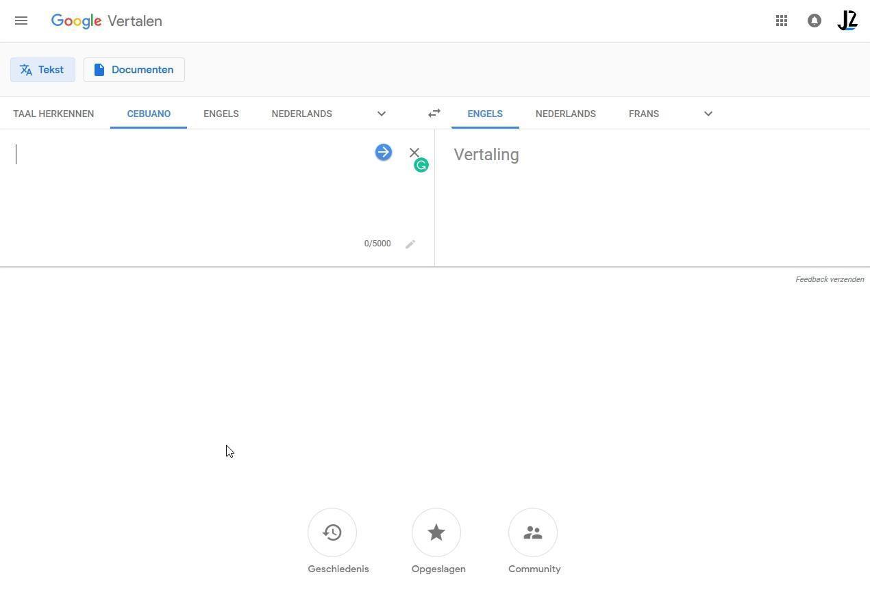 Google Übersetzer 2018 Design Update