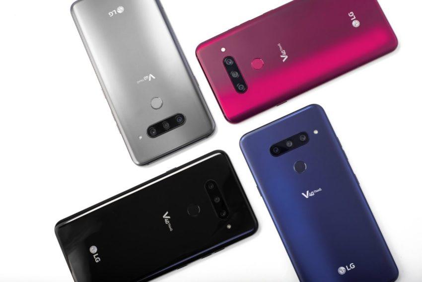 V40 für Deutschland: Warum LG keine Smartphones mehr verkaufen will