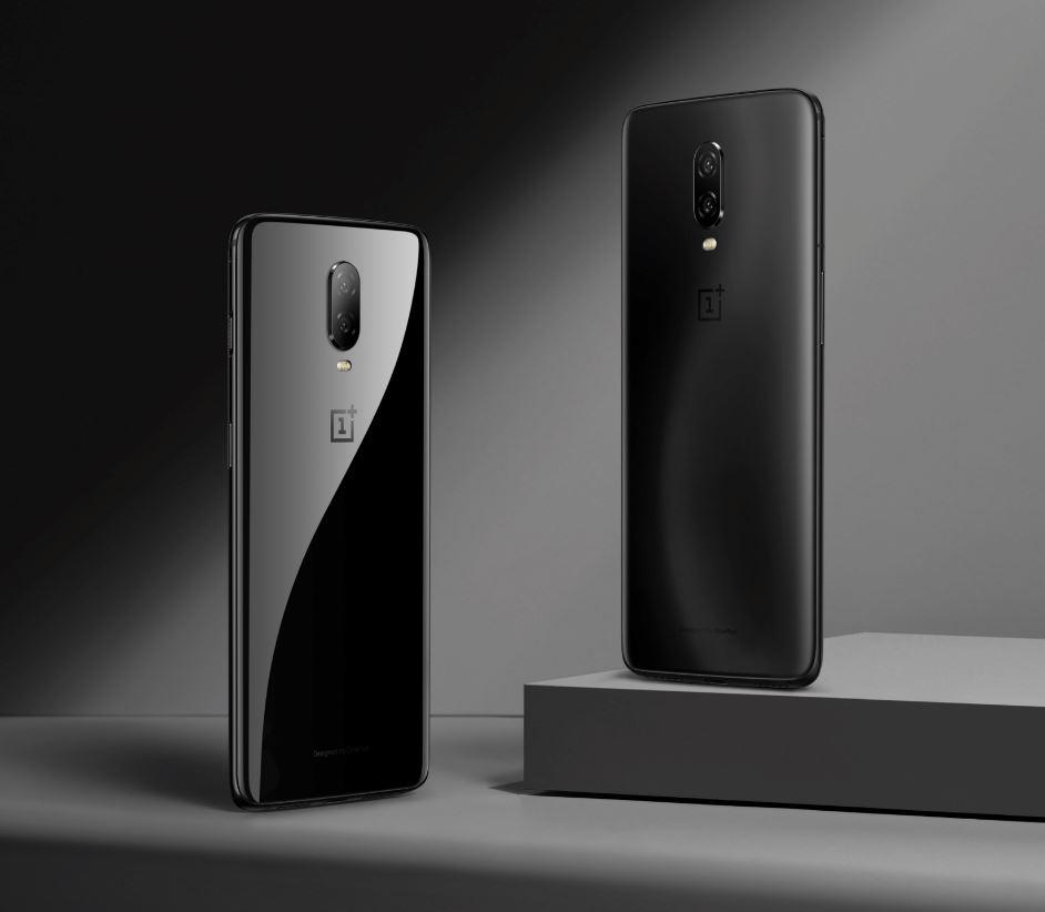 OnePlus 6T Header