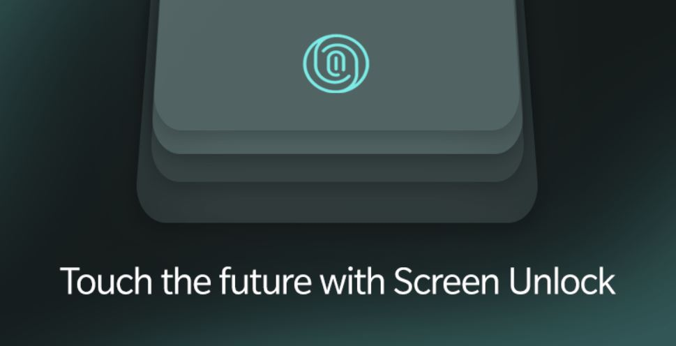 OnePlus 6T Screen Unlock