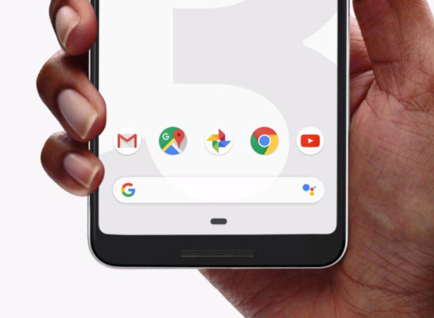 Google Pixel 3: Bäumchen wechsle dich beim Display