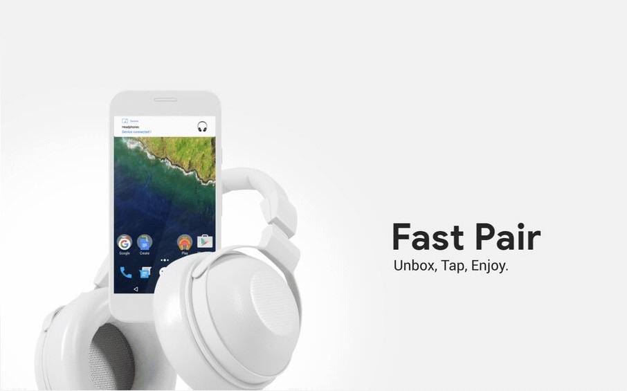 Android Bluetooth Fast Pair