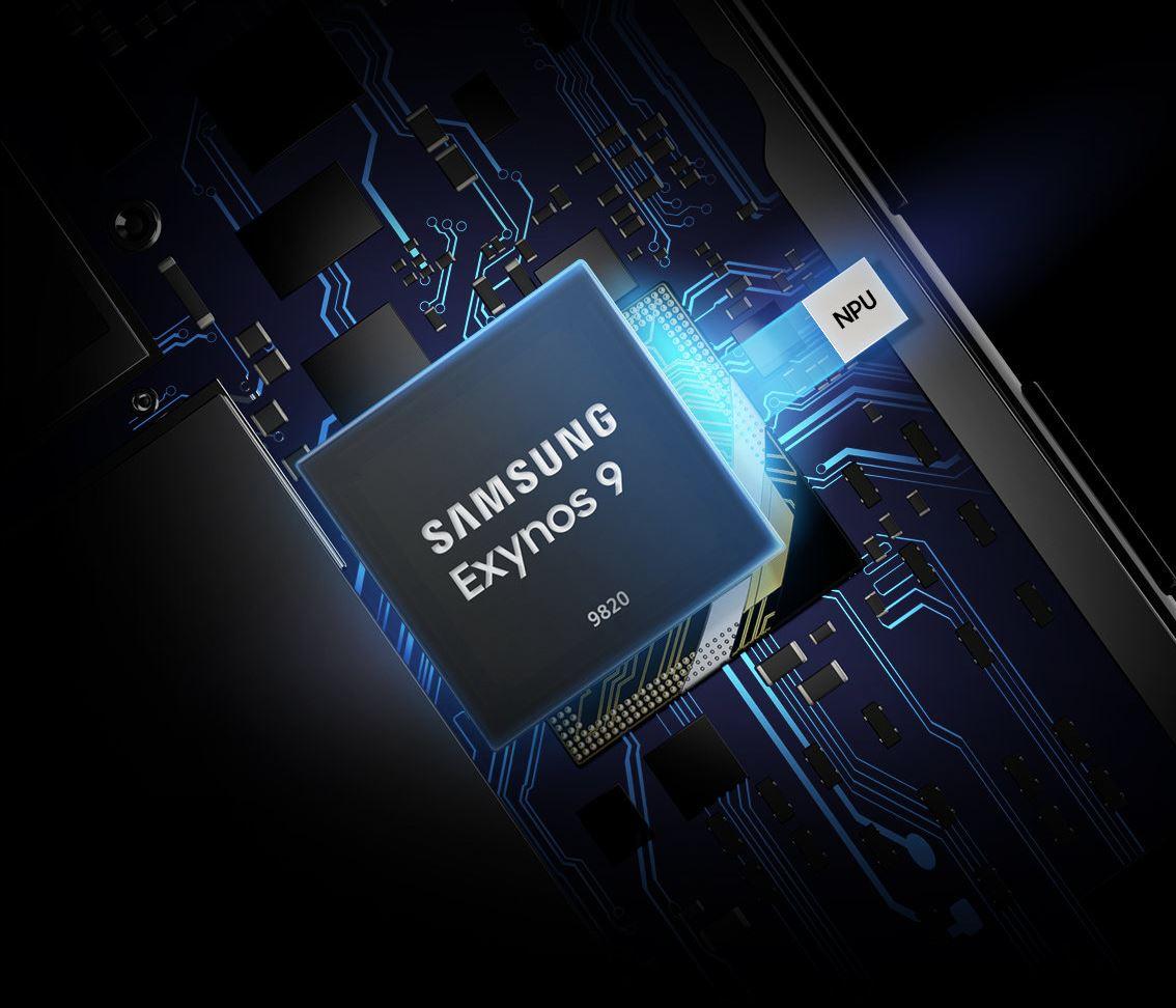 Exynos 9820 Samsung