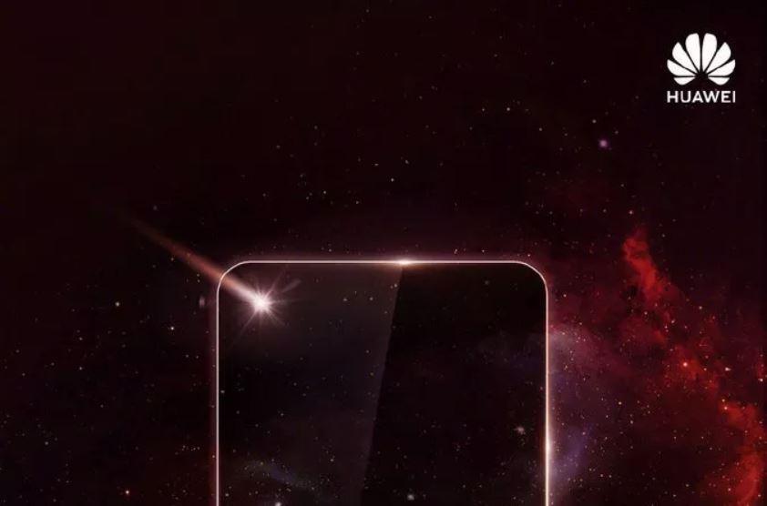 Huawei Loch im Display Teaser (1)
