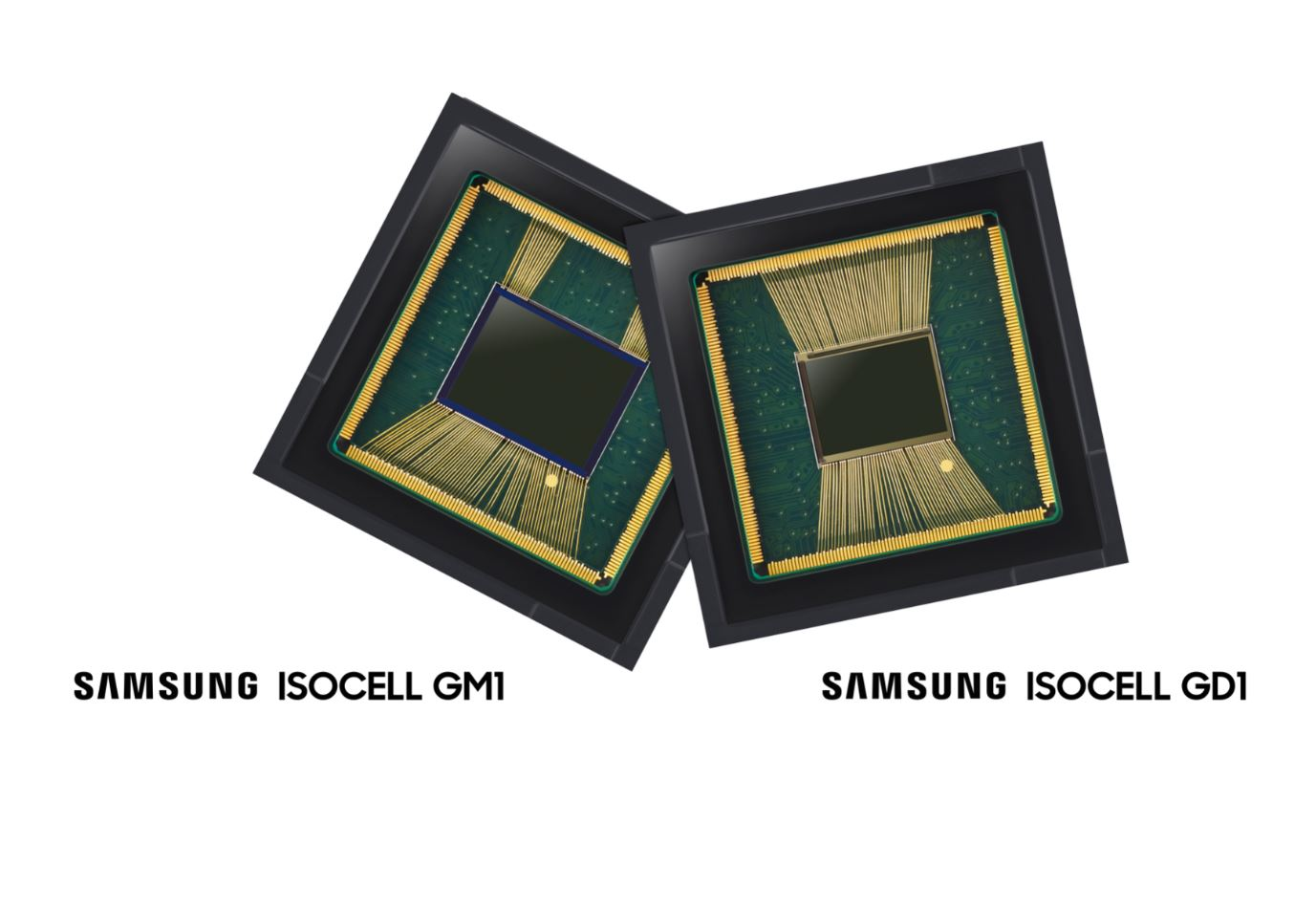 Samsung Isocell GM1 GD1