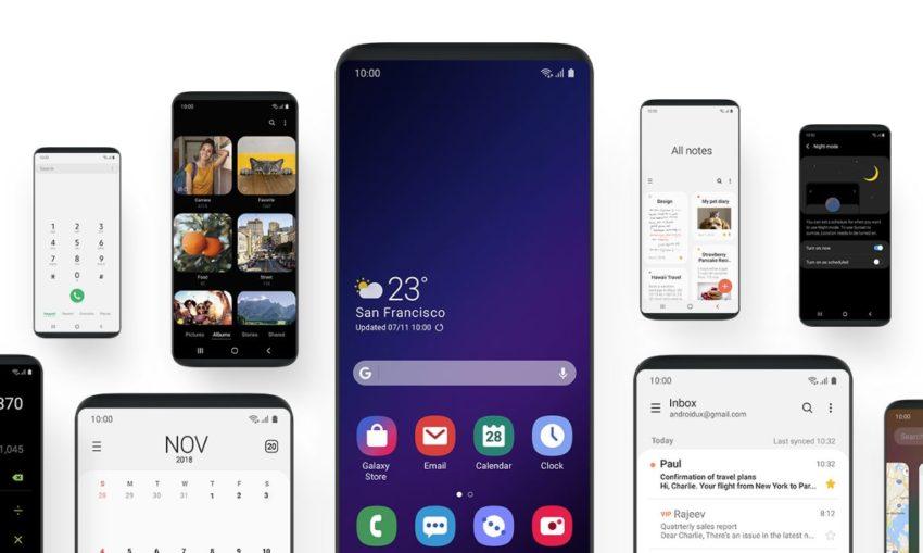 S9, S9+ und Note9: Test mit One UI und Android 9 startet nächste Woche