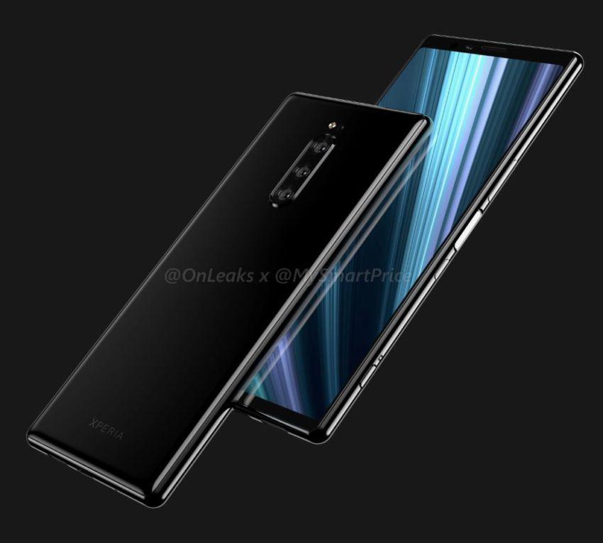 Offiziell: Sonys neues XZ4 kommt Ende Februar