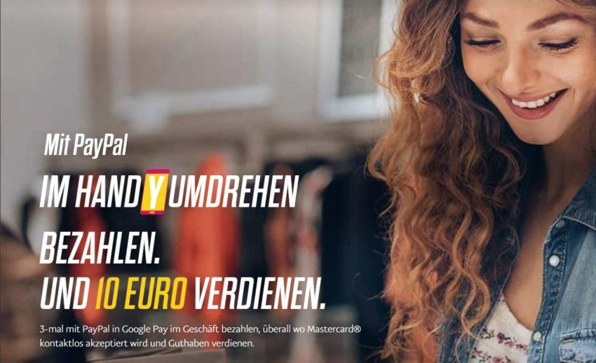 Google Pay und Google Store: Aktuelle Rabatte und Guthaben (PayPal)