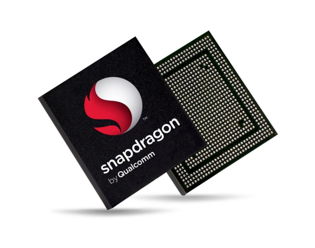 Qualcomm Snapdragon Prozessor Header