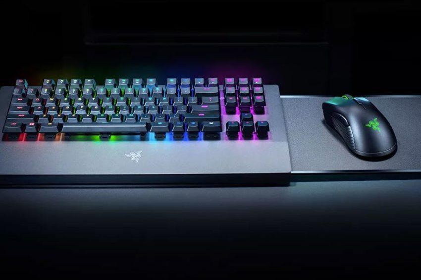 Razer kündigt drahtlose Maus und Tastatur für Xbox One an