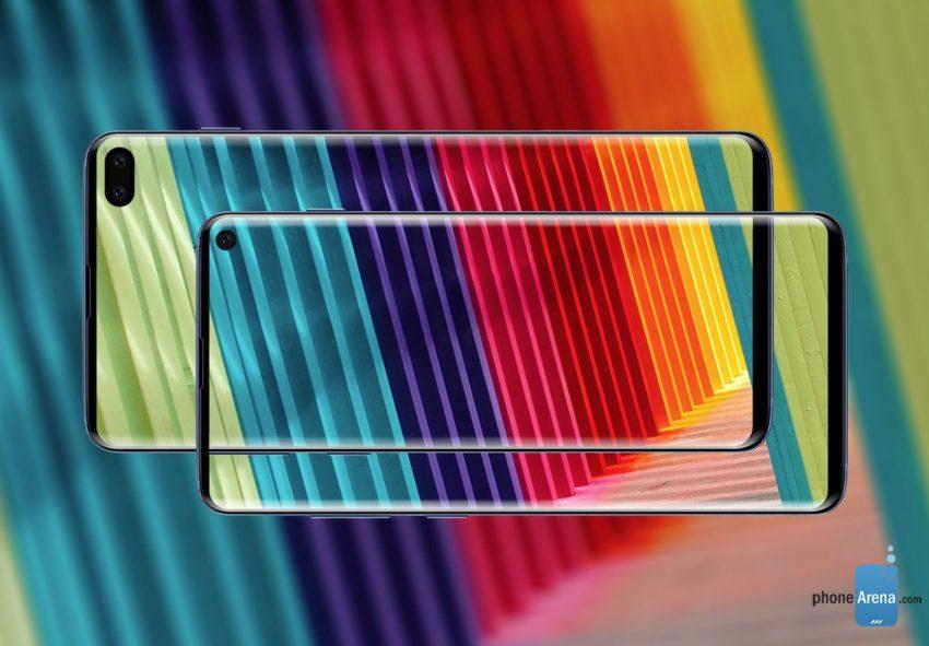 Reichlich neue Bilder: Samsung Galaxy S10, Huawei P30 und Sony Xperia XZ4