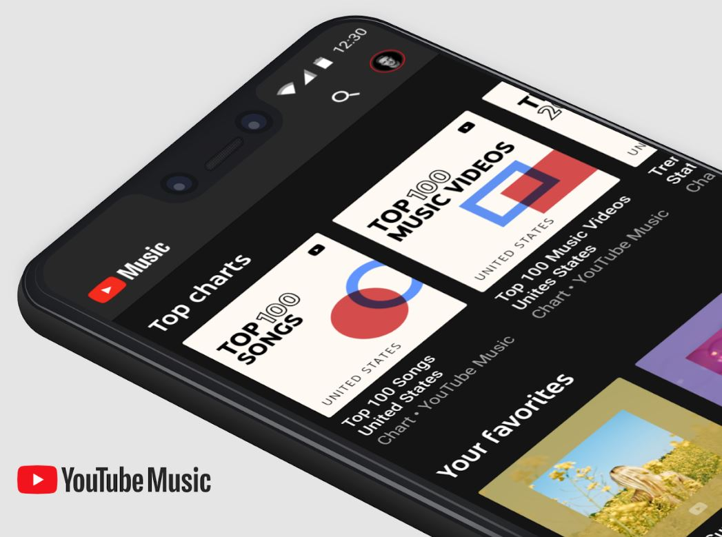 YouTube Music Charts