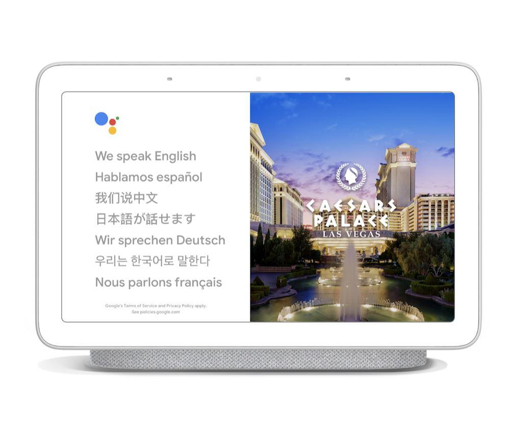 Google Assistant Live Übersetzer