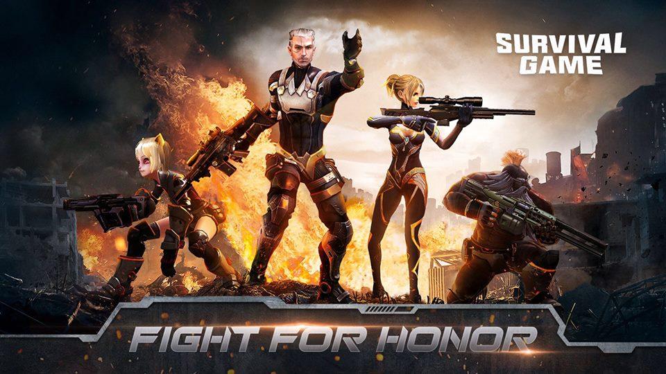 Survival Game Header