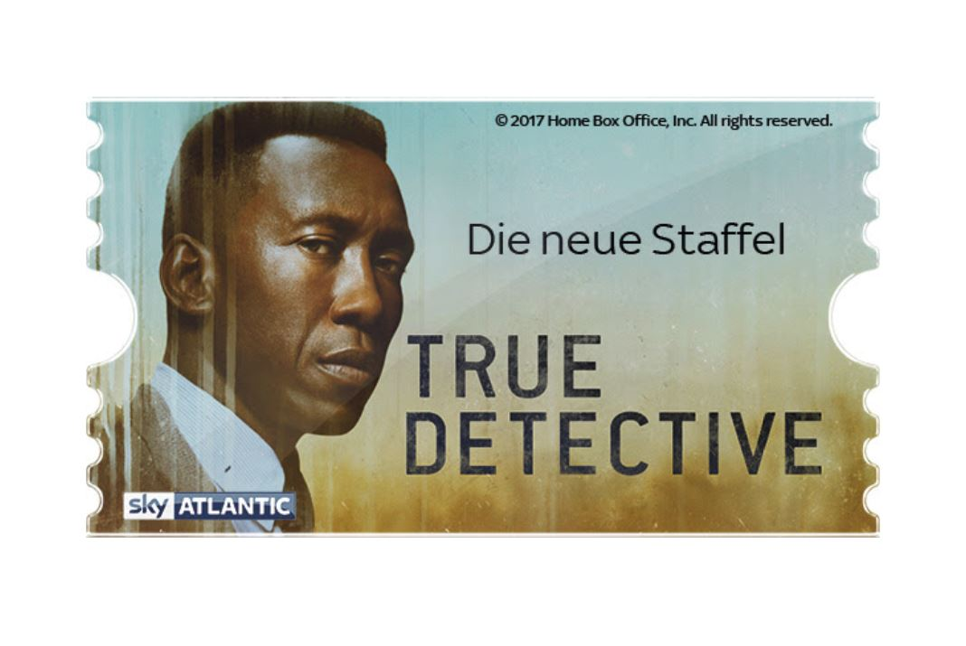 True Detective Sky Ticket